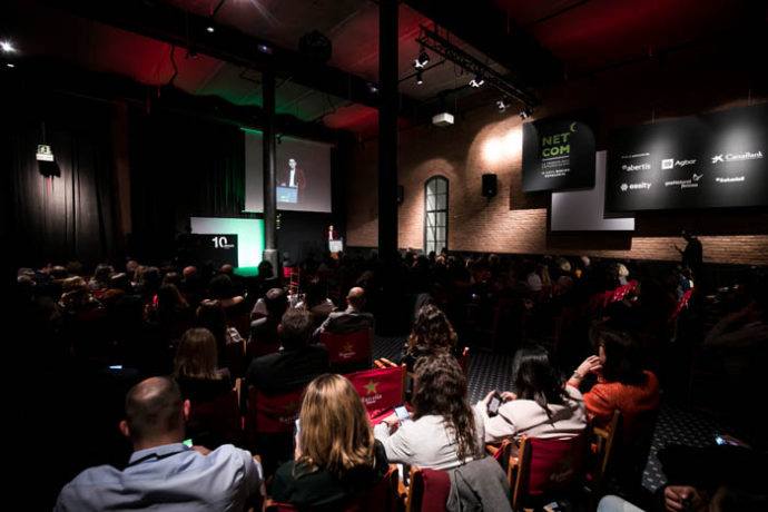 Dircom Catalunya va celebrar a NETCOM el seu 10è aniversari