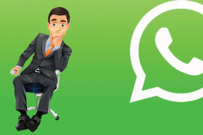 Com serveix WhatsApp als periodistes
