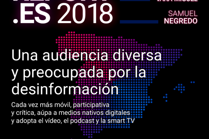 Digital News Report 2018: Una audiència diversa i preocupada per la desinformació és cada vegada més mòbil, participativa i crítica
